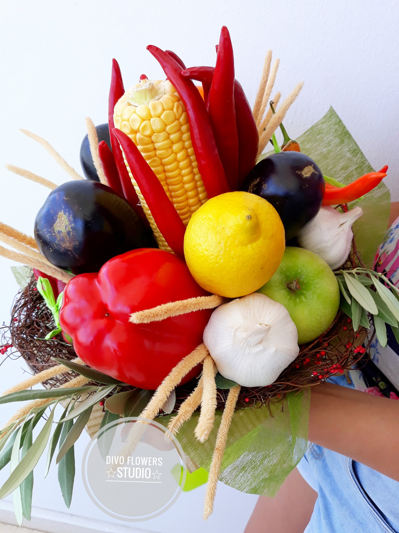 healthy bouquets 1