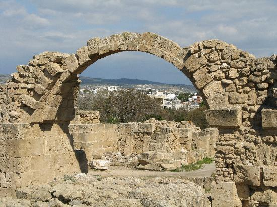 pafos fortress
