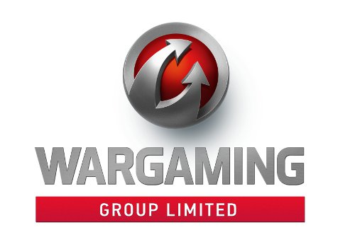 WARGAMING GROUP LIMITED LOGO VERTICAL