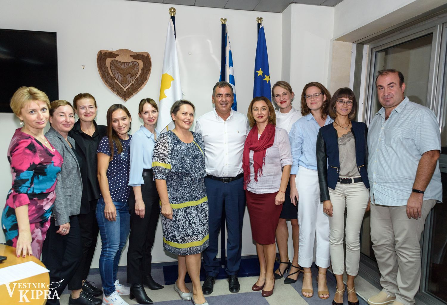 mayor agios athanasios meeting 2019 1