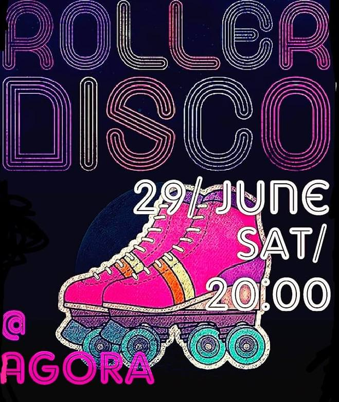 disco roller party