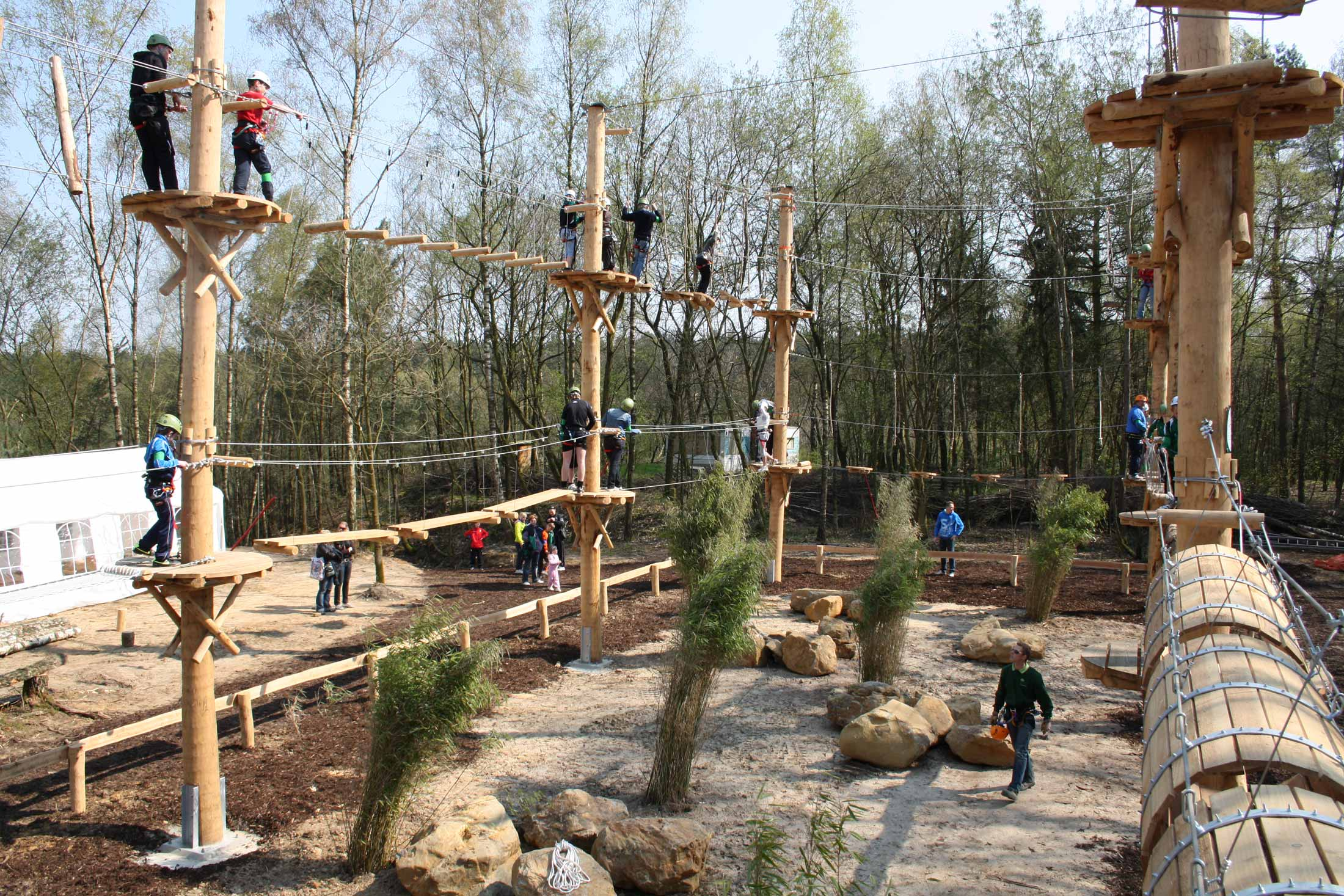 Marinas Adventure Park