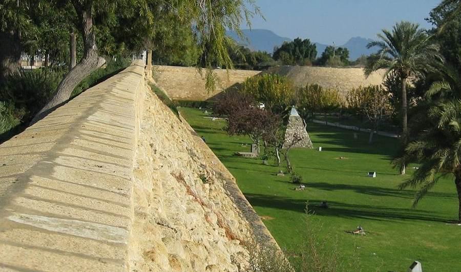 venetian walls nicosia Cyprus Island