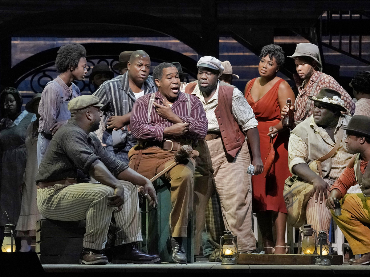 porgy and bess the met