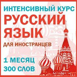 Интенсивный курс русского языка для иностранцев