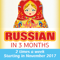 Russian in 3 month