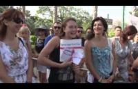 Второй кипрский забег на шпильках, 8 июня 2013