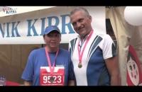 ВК на Лимассольском марафоне 2016.