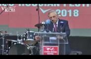 XIII Кипрско-российский фестиваль 2018. Посол Российской Федерации в Республике Кипр С.В. Осадчий