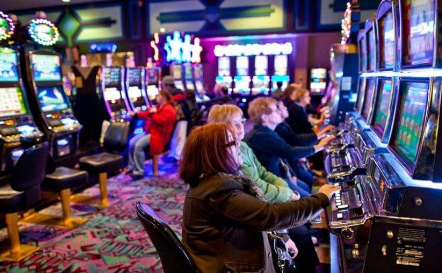 Из за поход в казино fallout nevada диверсия в казино
