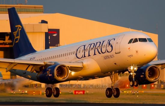 Cyprus Airways планирует летать из Домодедово