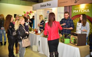 Health and Beauty Expo продолжает работу